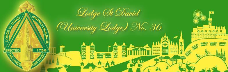 St David (University Lodge) No. 36